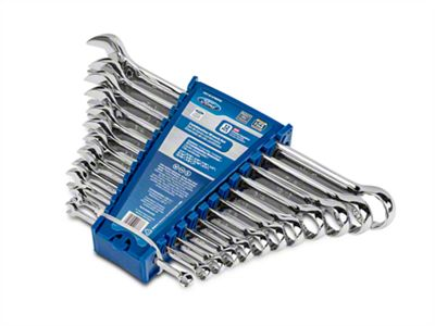 12 Piece SAE Wrench Set