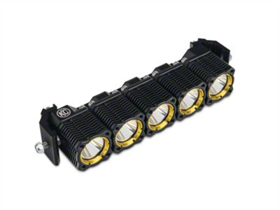 KC HiLiTES 10 in. Flex Array LED Light Bar - Spot/Spread Combo