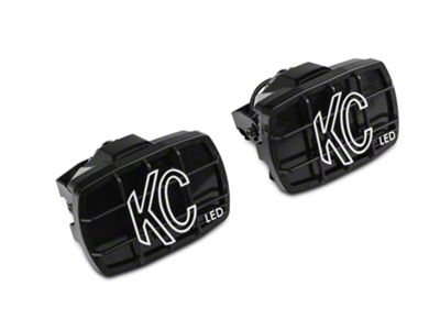 KC HiLiTES 4x6 in. Gravity G46 LED Lights - Driving Beam - Pair