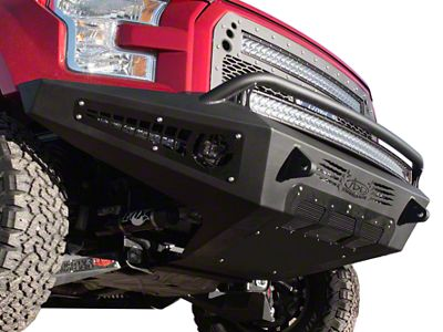 Addictive Desert Designs Honeybadger Front Bumper (15-17 2.7L/3.5L EcoBoost F-150, Excluding Raptor)