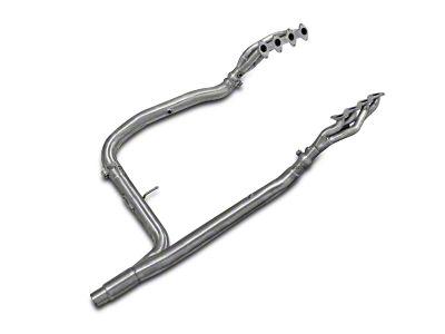 AFE 1-5/8 in. Twisted Steel Headers w/ Y-Pipe - Race Series (04-08 5.4L F-150)