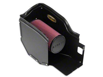 Airaid Cold Air Dam Intake w/ SynthaMax Dry Filter (01-03 F-150 Lightning)