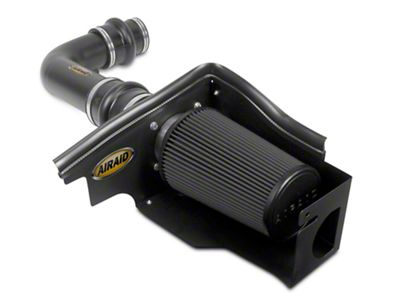 Airaid Black Cold Air Dam Intake w/ Black SynthaMax Dry Filter (97-03 5.4L F-150)