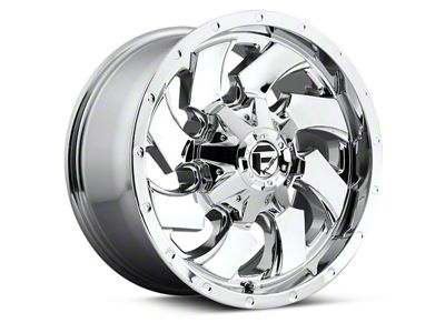 Fuel Wheels Cleaver Chrome 6-Lug Wheel - 18x9 (04-18 F-150)