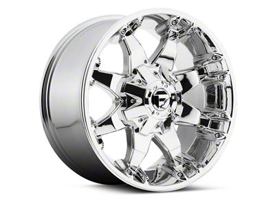 Fuel Wheels Moab Chrome 6-Lug Wheel - 20x9 (04-18 F-150)