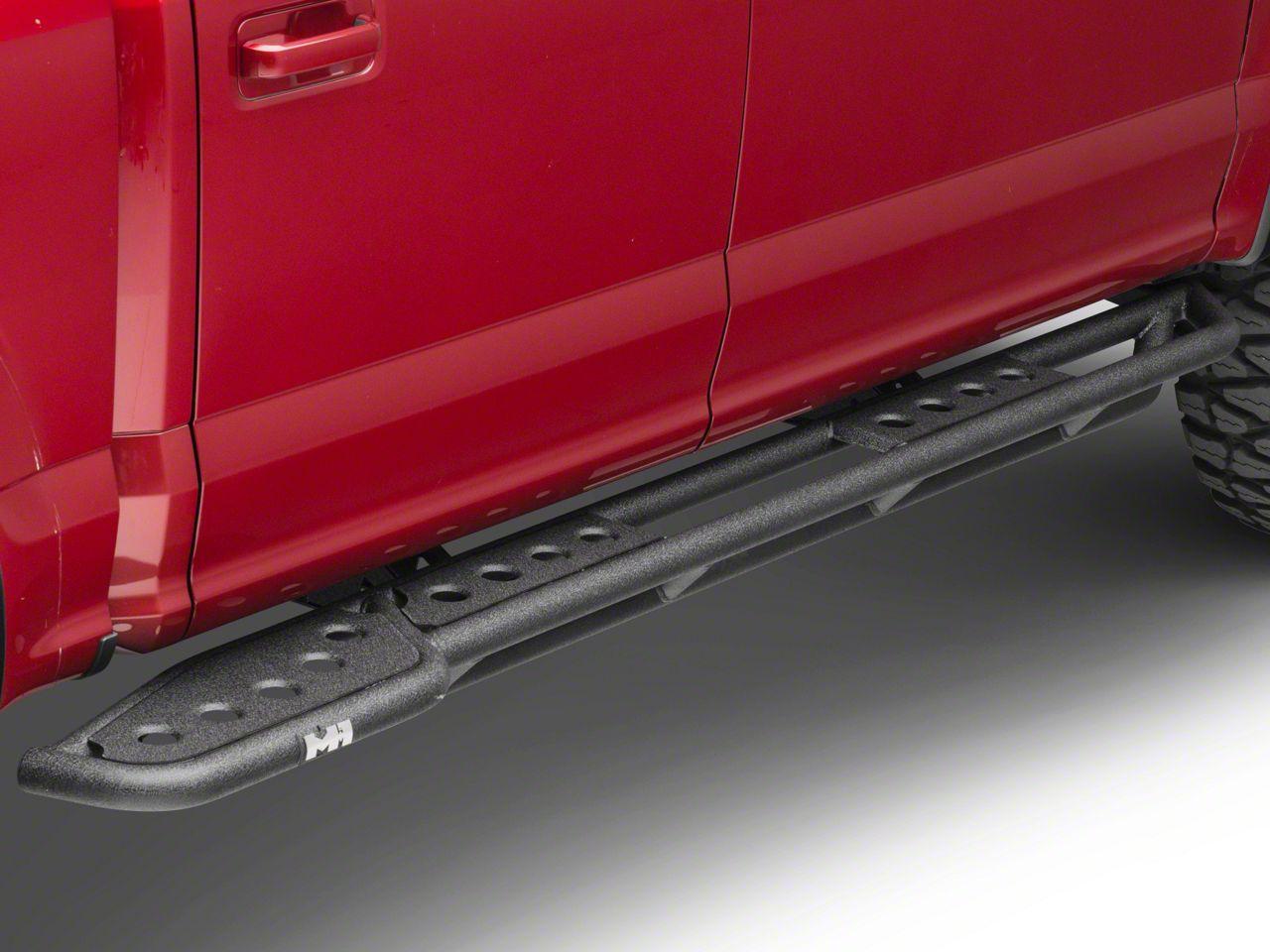 Smittybilt M1 Sliders (2015 F-150 SuperCrew w/ 5.5 ft. Bed)