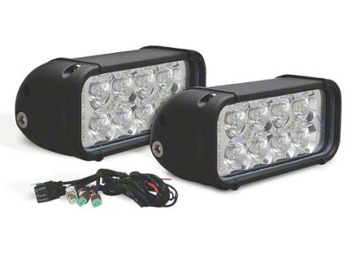Iron Cross Light Kit for RS Series Bumper (04-18 F-150)