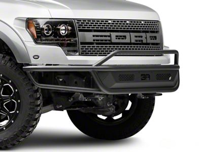 Body Armor 4x4 Desert Series Front Bumper w/o Belly Pan (10-14 F-150 Raptor; 11-14 3.5L EcoBoost)