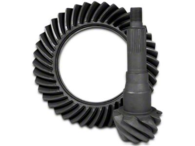 Yukon Gear 9.75 in. Rear Ring Gear and Master Overhaul Kit - 4.56 Gears (08-10 F-150)