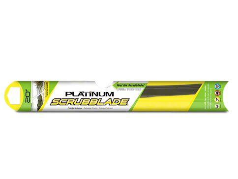 Scrubblade Platinum Wiper - 20 in. (99-08 F-150)