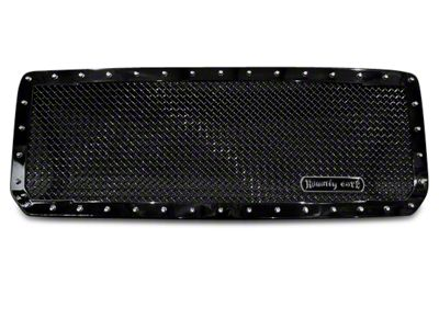 Royalty Core RC1 Classic Upper Replacement Grille - Gloss Black (17-19 F-150 Raptor)