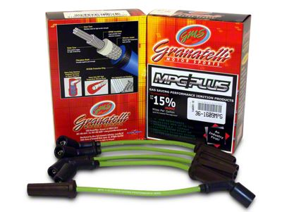 GMS MPG Ignition Wires & Coil Packs Internals (10-14 6.2L F-150)