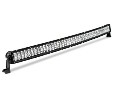 ZRoadz 50 in. Double Row Curved LED Light Bar - Flood/Spot Combo