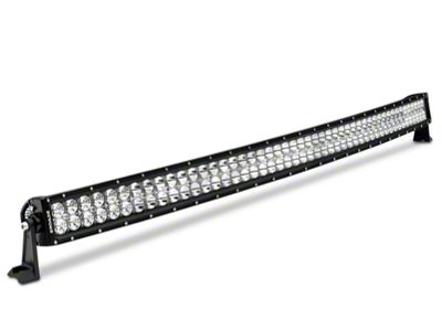 ZRoadz 52 in. Double Row Curved LED Light Bar - Flood/Spot Combo