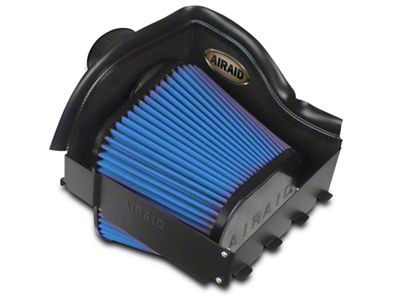 Airaid QuickFit Air Dam w/ SynthaMax Dry Filter (11-14 3.5L EcoBoost F-150)