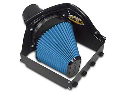 Airaid QuickFit Air Dam w/ SynthaMax Dry Filter (09-10 4.6L F-150)