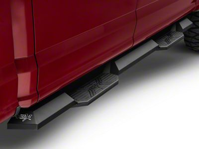 Westin HDX Xtreme Running Boards - Textured Black (15-19 F-150 SuperCab, SuperCrew)