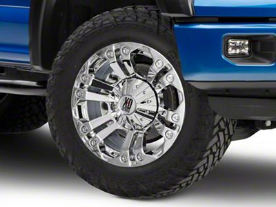 XD Monster Chrome 6-Lug Wheel - 18x9 (04-19 F-150)