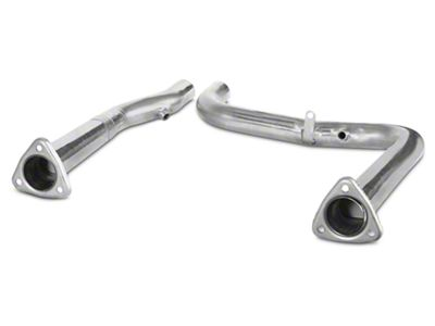 Dynatech SuperMAXX Off-Road Mid-Pipe (99-03 F-150 Lightning; 02-03 F-150 Harley Davidson w/ Long Tube Headers)