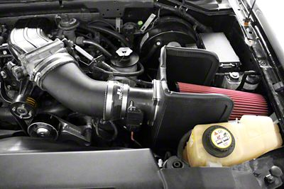 JLT Performance Big Air Cold Air Intake (99-03 F-150 Lightning; 02-03 F-150 Harley Davidson)