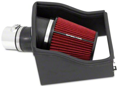Spectre Performance Cold Air Intake - Polished (12-14 3.5L EcoBoost F-150)