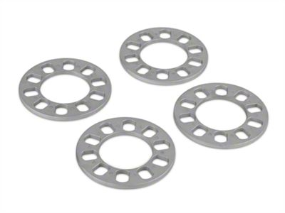 Coyote 5-Lug Wheel & Brake Spacers - 5/16 in. (97-03 F-150)