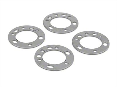 Coyote 5 & 6 Lug Wheel & Brake Spacers - 1/4 in. (97-19 F-150)