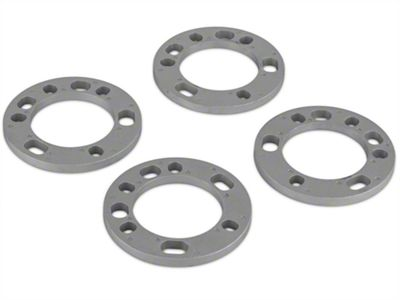 Coyote 5 & 6 Lug Wheel & Brake Spacers - 1/2 in. (97-19 F-150)