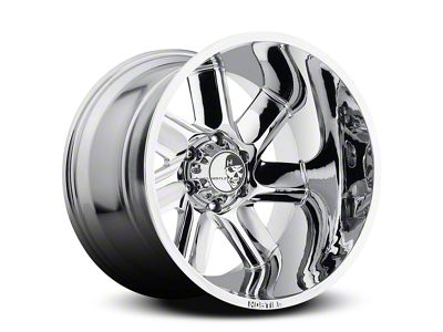 Hostile Switch Blade Armor Plated 6-Lug Wheel - 20x10 (04-18 All)