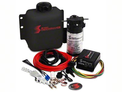 Snow Performance Stage 2 MAF/MAP Water-Methanol Injection System (97-18 F-150)
