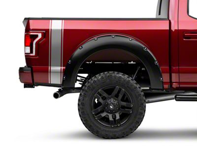 Silver Rear Vertical Stripe (97-18 F-150)