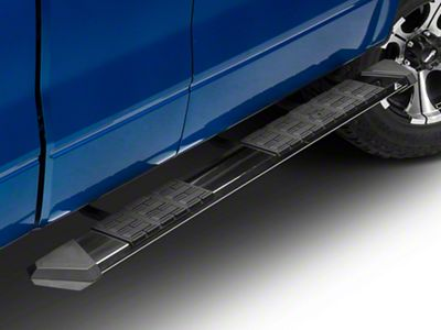 Iron Cross Patriot Board Side Step Bars - Stainless Steel (09-14 F-150 SuperCrew)