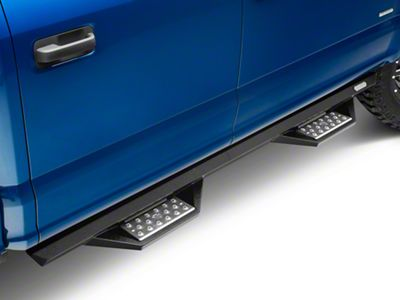 Iron Cross HD Side Step Bars (15-18 F-150)