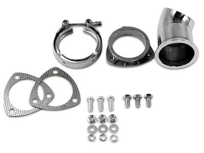 GMS Exhaust Cutout Adjustable Turn Down - 3 in. (97-19 F-150)