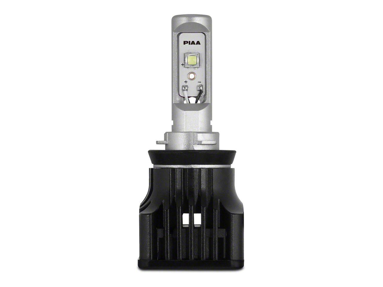 PIAA High Output White LED High Beam Bulb - 9005 (15-18 F-150 w/ Halogen Headlights)