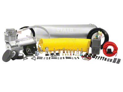Viair Heavy Duty Onboard Air System (97-19 F-150)
