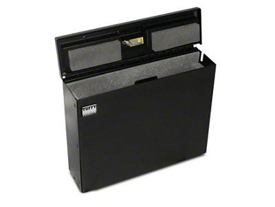 Tuffy Laptop Computer Security Lockbox (97-19 F-150)