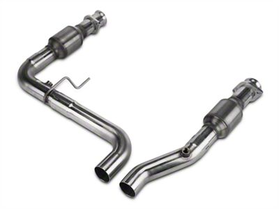 Kooks 2.5 in. High Flow Catted Y-Pipe (99-03 F-150 Lightning w/ Long Tube Headers)