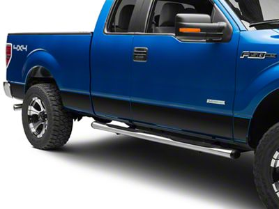 Putco Black Platinum Rocker Panels (09-14 F-150)