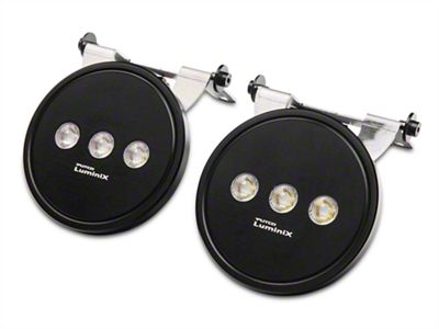 Luminix High Power LED Fog Lights - Pair (04-14 F-150)