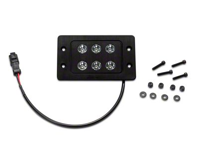 Putco 6 in. Luminix High Power 6 LED Flush Mount Light Bar