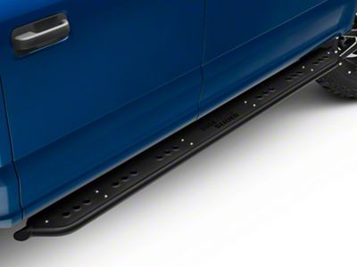 Addictive Desert Designs Rock Slider Side Step Bars (15-18 F-150 SuperCab, SuperCrew)