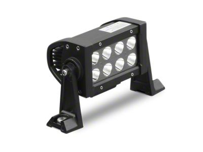 DV8 Off-Road 5 in. BRS Pro Series LED Light Bar - Spot Beam