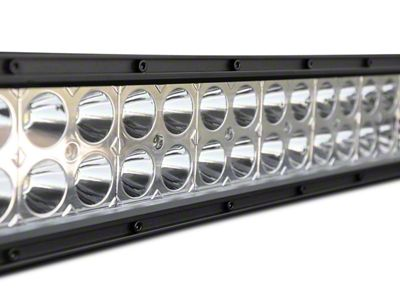 DV8 Off-Road 30 in. Chrome Series LED Light Bar - Flood/Spot Combo