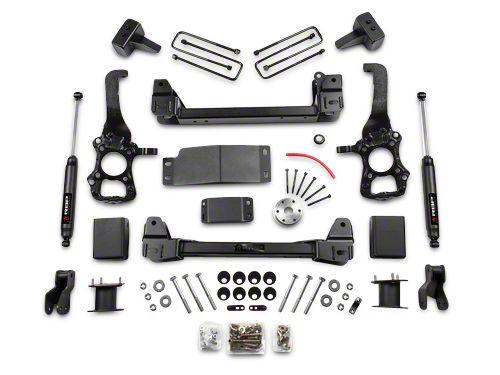 RBP 4 in. Suspension Lift Kit w/ Shocks (15-19 4WD F-150, Excluding Raptor)