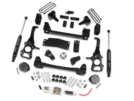 RBP 6 in. Suspension Lift Kit w/ Shocks (15-16 4WD F-150)