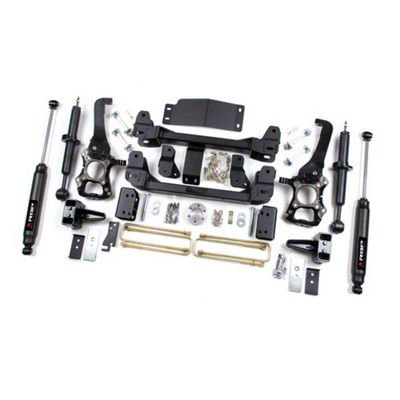 RBP 6 in. Suspension Lift Kit w/ Shocks (09-14 4WD F-150, Excluding Raptor)