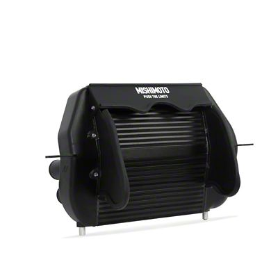Mishimoto Performance Intercooler - Black (11-14 3.5L EcoBoost F-150)