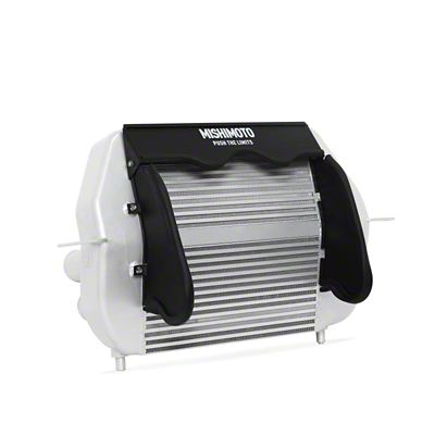 Mishimoto Performance Intercooler - Silver (11-14 3.5L EcoBoost F-150)