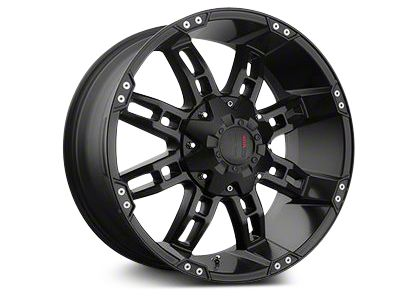Havok Off-Road H103 Matte Black 6-Lug Wheel - 17x9 (04-18 F-150)